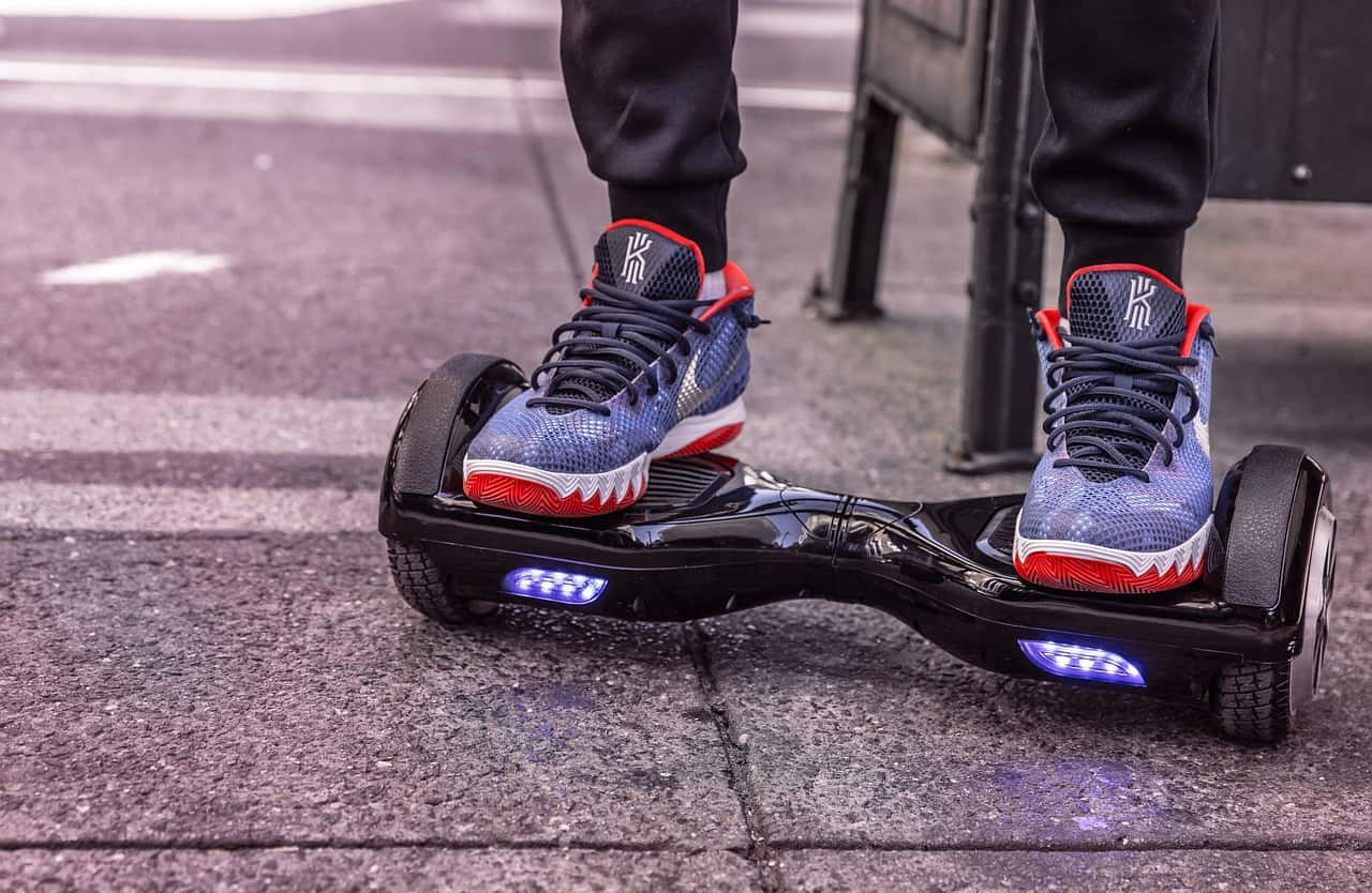 hoverboard elettrici